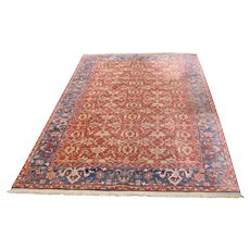 Superb Vintage Williamsburg Karastan Rug  rr3475