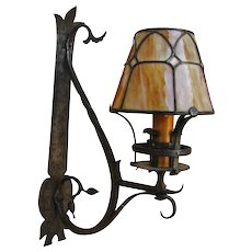 Hagert Wall Sconce  w1537
