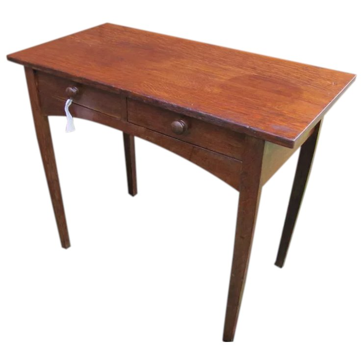 Charmant Antique Gustav Stickley Small Serving Table W1905