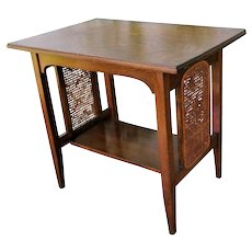 Antique Stickley Brothers Library Table w1931