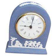 Vintage Wedgwood Table Clock  w1939