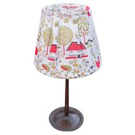 Antique Aurora Table Lamp  w2217