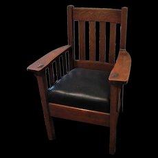 Great Antique Harden Armchair  w232