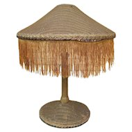 Antique Arts & Crafts Table Lamp w238_1