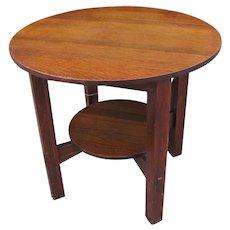 """Superb Antique """"Lifetime""""/""""Paine"""" Table w2494"""