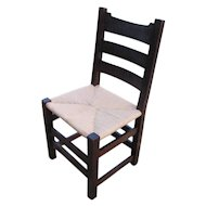 Antique Early Gustav Stickley Side Chair w3131