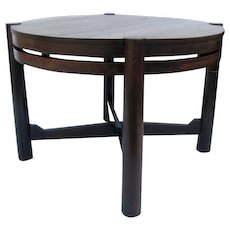 Antique Gustav Stickley Table (Tobey Chicago) w3145  (VERY EARLY & RARE!!!)
