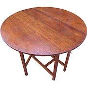 Antique Limbert Drop Top Table  w3169
