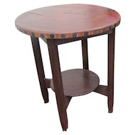 SUPERB Stickley Brothers Lamp Table Model 154 w3287