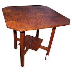 Superb Nice Antique L&JG Stickley Table  w3297