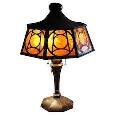 Antique Limbert Table Lamp  w3320