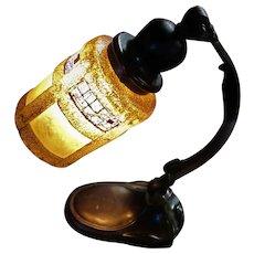 Antique Handel Table Lamp  w4102