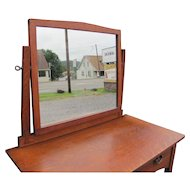 "Antique ""Gustav Stickley"" Vanity Harvey Ellis Design  w4133"