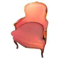 Antique French Chair  w4156