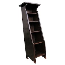 Antique Early Stickley Brothers Magazine Stand  w4259a