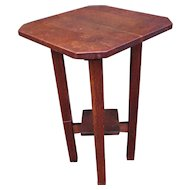 Antique L&jG Stickley Stand w5152