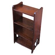 Antique Limbert Magazine Stand  w5204