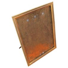 Antique Brass Picture Frame w5277