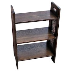 Antique Limbert Magazine Stand w5288