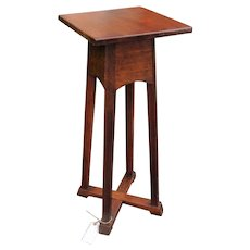 Antique Stickley Brothers Stand  w5329