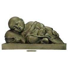 Sleeping Young Buddha  Statue