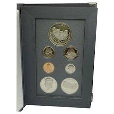 1991 US Mint Proof Mount Rushmore Prestige Proof Set