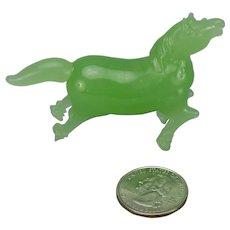 Jadeite Jade Horse