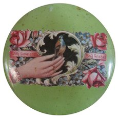 Vintage Pocket/Purse Mirror