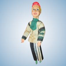 Cartoon doll