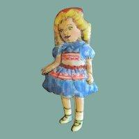 Darling Toni art doll one of a kind