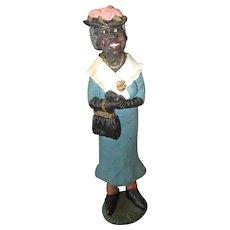 Wonderfully charming Black lady