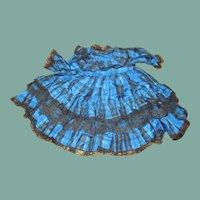 Great taffeta dress