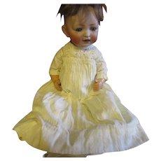 Beautiful antique dress and slip