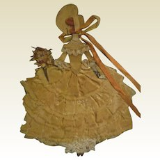 Beautiful Ribbon doll picture