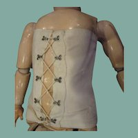 Corset for larger doll