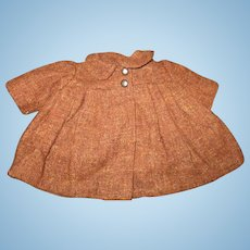 Sweet coat for your doll or Teddy bear