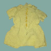 Adorable crochet Onesie for your doll or teddy
