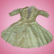 Beautiful Antique dress needs repair