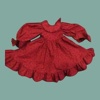 Darling doll dress