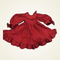 Darling doll dress