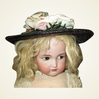 Great old strawdoll  hat