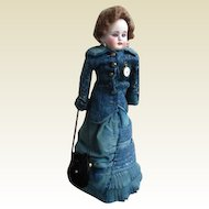 Wonderful all original made for French marked doll