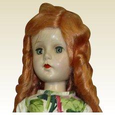 Adorable walker doll