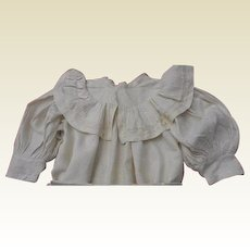 Gorgeous large silk dress