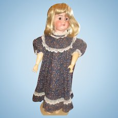 Adorable large doll dress