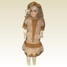 Gorgeous  large silk Antique dress