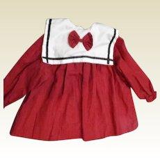 Adorable  Sailor dress