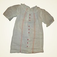 Antique sweet large dress/ chemise