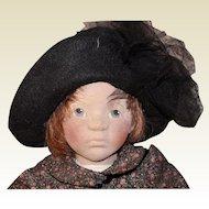 Charming Nancy Latham -  Wistful Children Doll