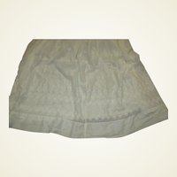 Great antique womans slip for dress making